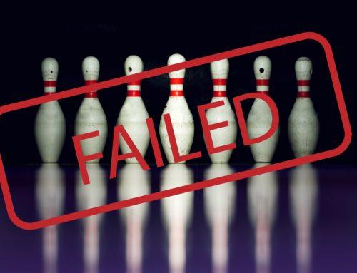 Top bowling fails