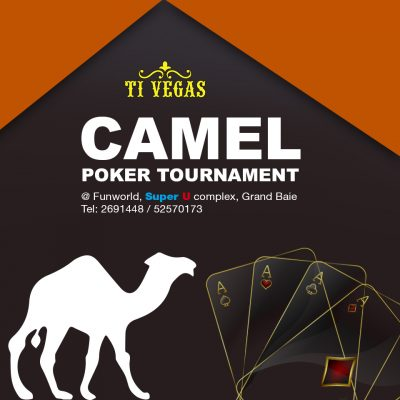 Camel Poker Tournament at Ti Vegas