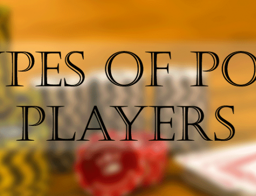 6 types of poker players