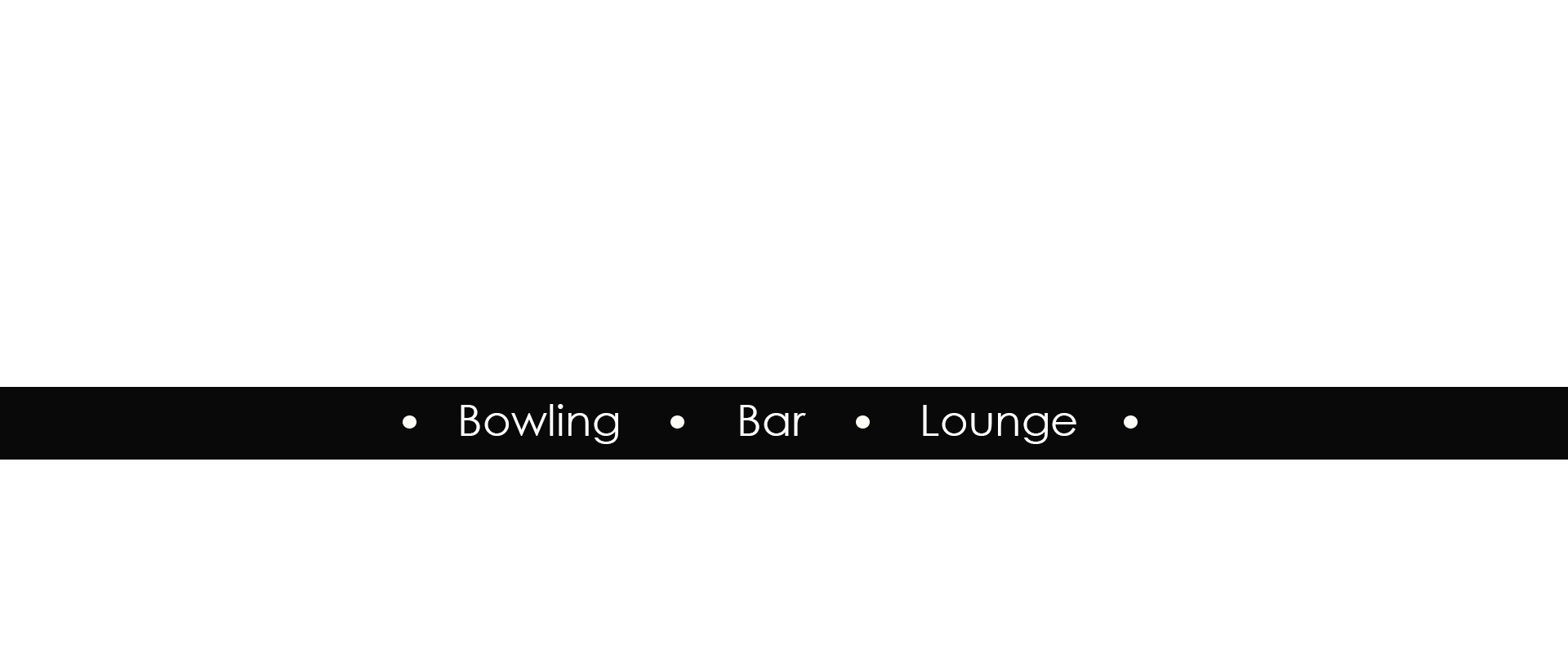 Bowling,Bar & Lounge