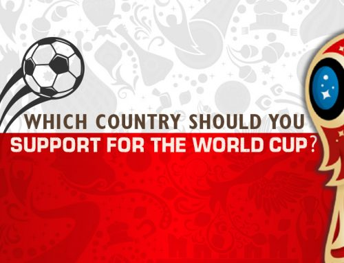 Which country to support if you're not really into football?